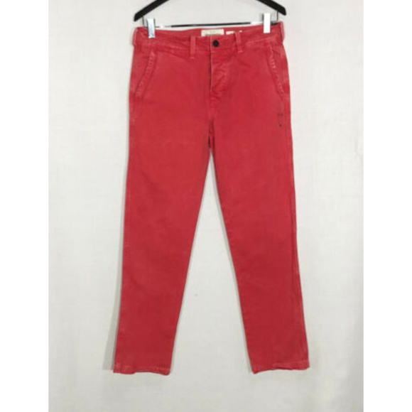 Abercrombie & Fitch Other - NWT Abercrombie 31 x 32 Slim Straight Salmon Pink